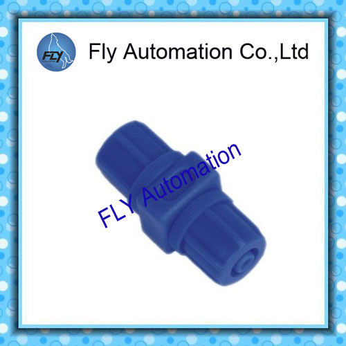 Low Pressure Pneumatic Plastic Tube Fittings