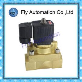 চীন নরমাল ওপেন ব্রাস 2/2 ওয়ে solenoid ভালভ DN20 DN25 5404 AC220V DC24V পরিবেশক